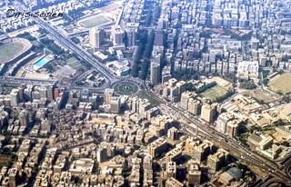 Kairo # 013 # Nikon F501AF Agfa Diafilm - 1987