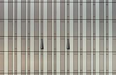 Rotman Facade (Underground Joan Photography) Tags: minimal abstract lines facade architecture universityoftoronto rotmanschoolofmanagement