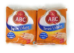 ABC Terasi Udang single-use type 20 x 4.2g, 84 Gram (Pack of 2) (The Best Online Halal Store) Tags: 42g gram pack singleuse terasi type udang