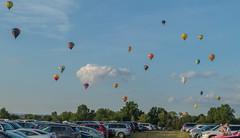 Balloon Festival (fboathead) Tags: streetshooting hotair hyperfocalfocusing balloon fair sunnysixteenexposure