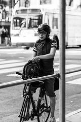 DSCF4827 (drkotaku) Tags: bw blackandwhite blackandwhitephotography candids fuji90mmf2 fujixt2 manhattan newyorkcity people photography streetphotography streetportraits