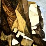 Landscape (Azenha do Mar) (1952) - Julio Pomar (1926-2018) thumbnail