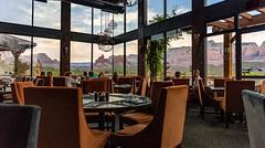 Restaurant With A View (Ron Drew) Tags: nikon d850 arizona sedona restaurant mariposa cheflisadahl usa summer redrocks clouds architecture windows vista dinner