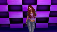 Girls Like You (autumn.spitteler) Tags: tdf thedarkfae blueberry re realevilindustries hashbang maitreya lelutka kibitz besom boobs secondlife backdrops sale savings cartsale