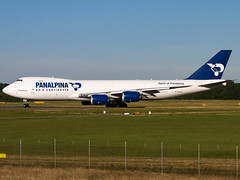 Panalpina | Boeing 747-87U(F) | N850GT (Bradley's Aviation Photography) Tags: egss stn stansted londonstanstedairport stanstedairport canon70d aircraft air aviation avgeek aviationphotography planespotting atlasair b748 747 panalpina boeing74787uf n850gt