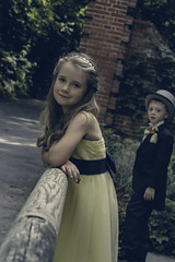 Flower Girl (Dom Regan Photographic) Tags: domreganphotography flowergirl mikeandlauramawbywedding pageboy portrait portraiture