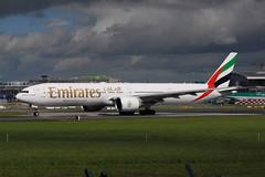 A6-EGX Boeing 777-31HER Emirates (eigjb) Tags: dublin airport international eidw ireland collinstown aviation jet transport airliner aircraft airplane plane spotting aeroplane 2018 a6egx boeing 777 emirates b777 77731her ek162 dubai uae
