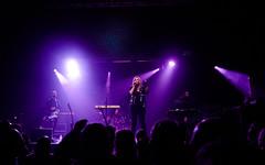 Jane Weaver @  Manchester Ritz 30.11.17 (eskayfoto) Tags: panasonic lumix lx3 gig music concert live band stage tour manchester lightroom manchesterritz ritz theritz janeweaver jane weaver p1640809editlr p1640809