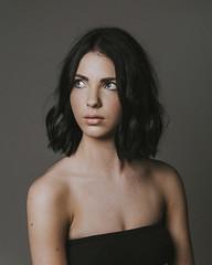 sophie-19 (den_ise11) Tags: studio pretty natural makeup beauty dish shot mua model brunette cute
