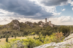 _DSF0922-2 (Kornelka, Natalka oraz Wiktor) Tags: olsztyn zamek olsztynie juromania 2018 castle
