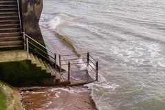 Ramsgate Seafront-M8254744 (tony.rummery) Tags: em10 kent mft microfourthirds omd olympus railings ramsgate seaviews seascape southcoast thanet tide waves england unitedkingdom gb