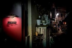 神戸東門界隈 2018 #2ーHigashimon, Kobe city, neighborhood 2018 #2 (kurumaebi) Tags: kobe 神戸市 神戸 三宮 sannomiya higasshimon 東門 路地 street alley 街fujifilm 富士フイルム xt20 night 夜