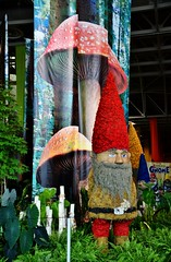 Gnomes, Enercare Centre, Canadian National Exhibition, Toronto, ON (Snuffy) Tags: gnomes canadiannationalexhibition cne toronto ontario canada exhibitionplace