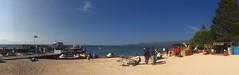 South Lake Tahoe, California (AdrnTwd) Tags: america unitedstates usa california water lake beach southlaketahoe laketahoe