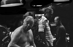 market madness (matt.surridge) Tags: filmphotography 35mm 35mmfilm film streetphotography bnw blackandwhite street trix trix400 streetphotographer candid leica m6 kowloon hongkong