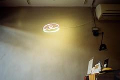 fujifilm CARDIA mini TIARA (star_1+6) Tags: film filmcamera filmneverdie fujifilm fujitiara tiara kodak proimage100 taipei taiwan 2018 summer compactcamera superebc fujinon 28mm wide 便當機 底片相機 定焦傻瓜 富士 日系風 cafe wall