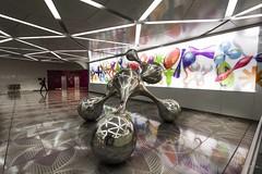 Underground-11 (alexiello) Tags: napoli metro metropolitana underground stazione arte