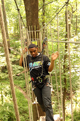 180831-A-BQ883-155 (704thpublicaffairs) Tags: fortmeade 704thmilitaryintelligencebrigade 704th mi duty day with god zip lining military army chaplains corps