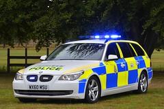 WX60 MSU (S11 AUN) Tags: wiltshire wilts police bmw 530d 5series estate anpr traffic car rpu roads policing unit 999 emergency vehicle triforce wx60msu
