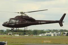AS355 G-BPRJ (egbjdh) Tags: davewebb september2018 egbj staverton gloucester