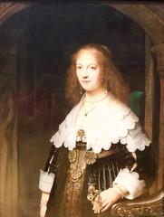 Portrait of a woman, possibly Maria Trip _ Rembrandt van Rijn (Val in Sydney) Tags: rembrandt amsterdam holland museum rijkmuseum