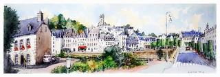 Quimperlé - Bretagne - France