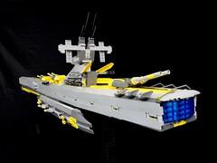 sparhawk07 (ktorrek) Tags: lego legoship shiptember shiptember2018