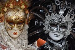 venetian masks portraits - 10 (fotomänni) Tags: masken masks venezianischerkarneval venezianisch venetiancarnival venetian venezianischemasken venetianmasks venezianischemesseludwigsburg portraits portrait portraitfotografie manfredweis