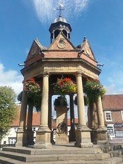 Market Cross St James Square Boroughbridge Yorkshire (woodytyke) Tags: woodytyke stephen woodcock photo photograph camera foto photography best picture composition digital phone colour flickr image photographer light publish print buy free licence book magazine website blog instagram facebook commercial