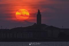 Torre de Hércules (Chencho Mendoza) Tags: torredehércules patrimoniodelahumanidad galicia acoruña