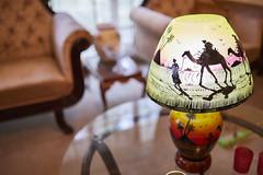 Lawrence Of Arabia (Kamran (Kami Kay Images)) Tags: camelskinlamps bokeh indoors furniture beauty