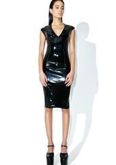 Roxbury vinyl dress (Vinyl Beauties) Tags: roxbury vinyl pvc plastic dress fashion trend sexy beauty dollskill glamour mode lack plastik kleid lackkleid schönheit