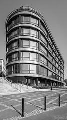 Piastów Office C (SojerSM) Tags: urban building architecture architektura office city blackwhite canon eos 1200d photography modern poland szczecin
