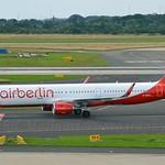 Air Berlin D-ABCR Airbus A321-211 Sharklets cn/6719 wfu 23-10-2017 rg OE-LCR LEVEL 12 Jun 2018 @ EDDL / DUS 26-06-2016 thumbnail