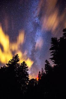 Milky Way Test Shot