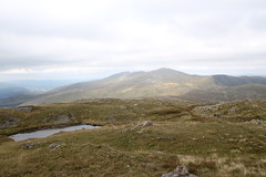 Far above all earthly goals (Andrew 62) Tags: mountains aranfawddwy aranbenllyn tarn gwynedd cymru wales glasgwm