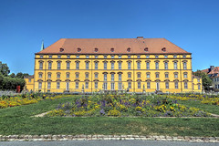 Schloss Osnabruck, Osnabruck, Germany (MarkWoods2) Tags: schlossosnabruck osnabruck germany buildings historic