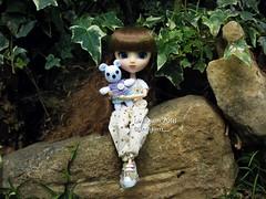 (Linayum) Tags: pullip pullipdita pullips pullipdoll junplanning doll dolls muñeca muñecas cute ganchillo crochet handmade amigurumi linayum