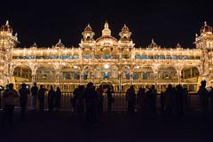 South India - 5th Nov-107 (anuradhadeacon-varma) Tags: splendour illuminations mysorepalace mysore 2017 india southindia india2017