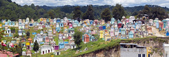 Cimitero colorato (Fil.ippo) Tags: cemetery cementerio camposanto color colorful colori chichicastenango guatemala cityscape filippo filippobianchi d5000 tomb maya