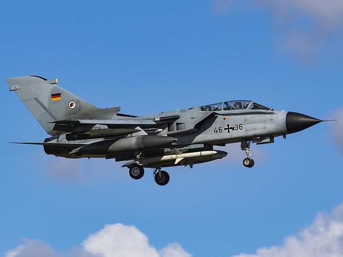 Luftwaffe | Panavia Tornado ECR | 46+36