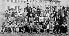 Group photo (theirhistory) Tags: boy children child kid girl school group class pupils students form teacher jumper shirt trousers shoes wellies boots jacket