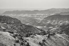 Hells Canyon (Joshua Johnston Photography) Tags: oregon pacificnorthwest pnw joshuajohnston sonya7ii nature blackandwhite bnw hellscanyon canonef2470mmf4lisusm