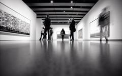 Andreas Gursky at the Hayward Gallery (pho-Tony) Tags: lomolcw kentmere100 black white blackandwhite bw monochrome lomography lomolcwide lcwide blend 35mm 17mm fullframe halfframe minigon 1 ultrawideangle lens minigon17mm superwide ultrawide rodinal