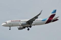 D-AEWI (LIAM J McMANUS - Manchester Airport Photostream) Tags: daewi eurowings ew ewg airbus a320 320 airbusa320 manchester man egcc
