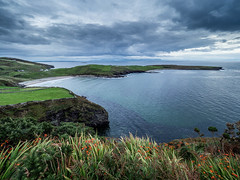 Ireland's wild Atlantic coast (hirschmann.photography) Tags: brompton travelling alessandro bike ireland cycling