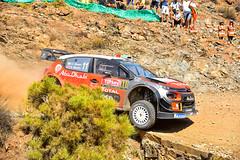 WRC RALLYTURKEY (-daniska-) Tags: rally verc wrc wrc2 officialwrc rallyturkey rallycar marmaris nikon d750 tamron c3 citroen i20 hyundai fiesta