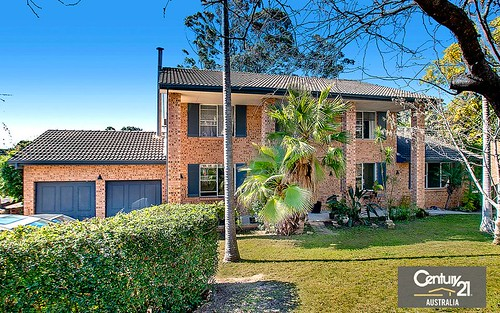 26 Winchcombe Pl, Castle Hill NSW 2154