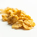 Close up of corn flakes