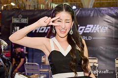 Belle | Big Bike (krashkraft) Tags: krashkraft thailand bangkok beautiful beauty boothbabe gorgeous pretty พริตตี้ เซ็กซี่ 2015 terminal21 bigbike dararatsiriboonyapornrat allrightsreserved